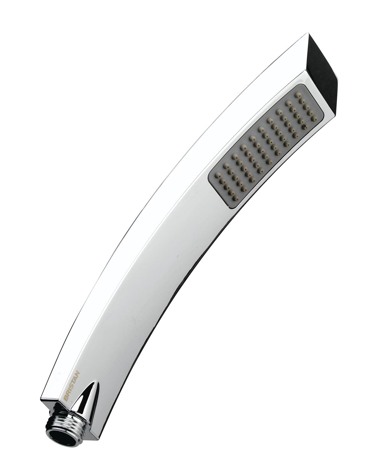 Curved Shower Handset