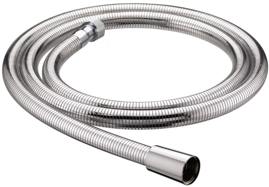 1.5m Cone to Nut Easy Clean Shower Hose - 11mm Bore