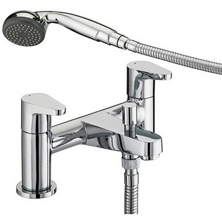 Bath Shower Mixer - 8 Litre Flow Limit