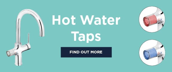Hot water taps