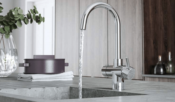 3 in 1 Boiling Water Tap