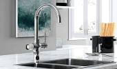 Bristan Rapid 4 in 1 Boiling water tap -  Save time