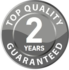 Bristan 2 Years Product Guarantee