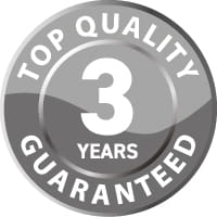 Bristan 3 Years Product Guarantee